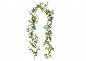Bilde av Girlander grønn 185cm