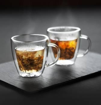 Glass, boller og skåler