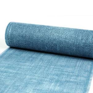 Bilde av Bordløper Decojute jeansblå 30cm 5m
