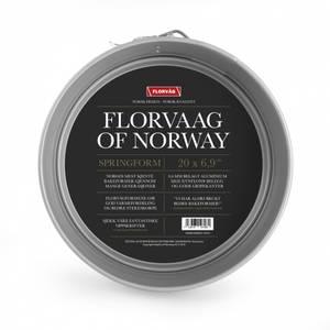Bilde av FLORVAAGS SPRINGFORM SØLV Ø20CM