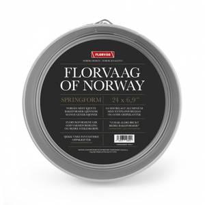Bilde av FLORVAAG SPRINGFORM SØLV Ø24CM