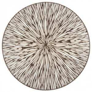Bilde av Dekkebrikke PVC-kutt sort 39cm