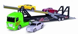 Bilde av Biltransporter med 3 biler