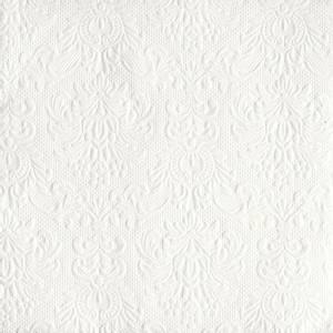 Bilde av Servietter Ambiente 40 Elegance White