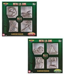 Bilde av IQ spill i metall med 4 i pk. 2