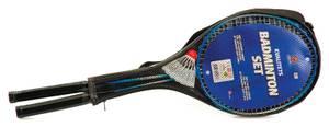 Bilde av Badminton sett, herdet stål