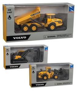 Bilde av Volvo små arbeidsbiler 3 ass.