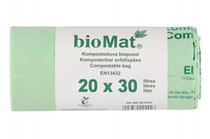 Bilde av Bio søppelpose 30L 20stk på rull