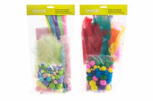 Bilde av Hobbbypakke 2 ass pakker