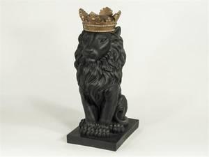Bilde av Løve med krone