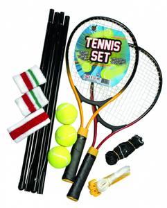 Bilde av Tennissett med nett og baller