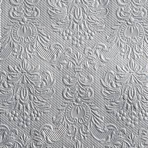 Bilde av Servietter Ambiente 25 Elegance Silver