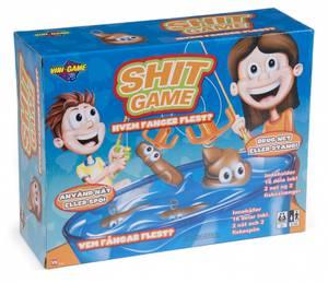 Bilde av Shit spill med stenger/nett og 12 bæsj.