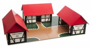 Bilde av Bondegård med 3 hus uten tilbehør