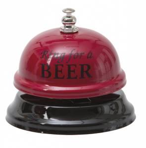 Bilde av HOTELLKLOKKE RING FOR A BEER