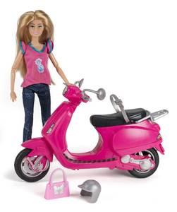 Bilde av Judith med scooter 29cm