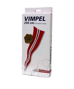 Bilde av VIMPEL 2,5m