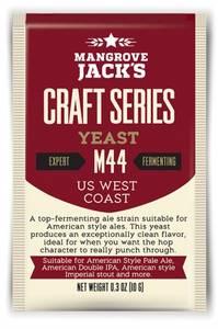 Bilde av Mangrove Jack M 44 US West Coast Ale