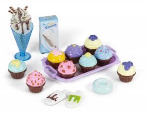 Bilde av Dessertsett med tilbehør