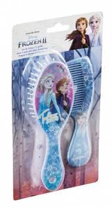 Bilde av Frozen-2 Børste og kam med motiv