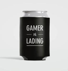 Bilde av bokskjøler, gamer