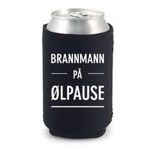 Bilde av Bokskjøler, Brannmann
