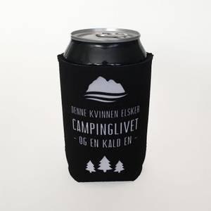 Bilde av Bokskjøler, Campinglivet kvinne