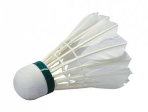 Bilde av Fjærball til badminton 6pk