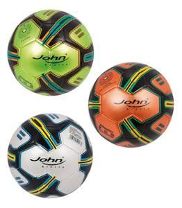 Bilde av John Sports Fotball 420gr str 5. 3 ass farger
