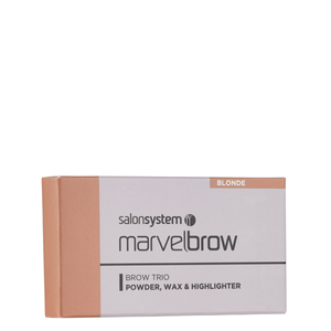 Bilde av MARVELBROW TRIO PALETTE BLONDE