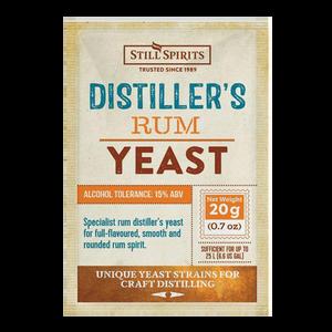 Bilde av Distiller's Yeast Rum 20g