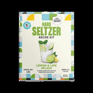 Bilde av Hard Seltzer - Lemon & Lime Splash