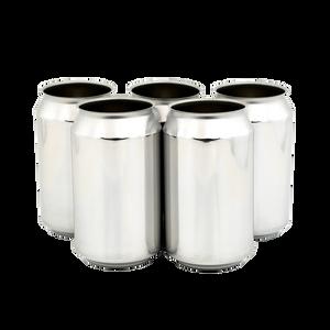 Bilde av Boks 330 ml, Sølv - 216 stk