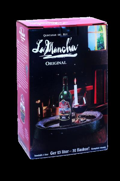 La Mancha - Kiwi (7 dager)