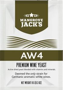 Bilde av Premium Vin Gjær - AW4 8g