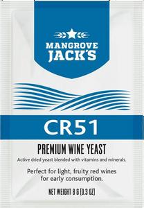 Bilde av Premium Vin Gjær - CR51 8g