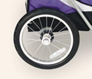 Bilde av Bakhjul til stroller