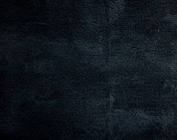 Vetbed ensfarget svart, vanlig tykkelse