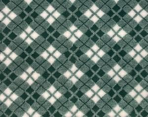 Bilde av Vetbed rutet - grønn/hvit