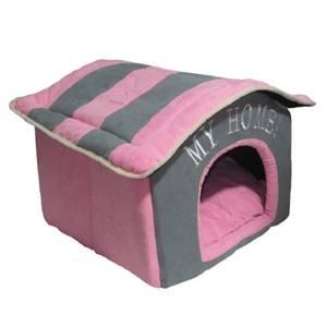 Bilde av My Home Igloo - grå/rosa