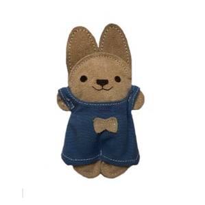 Bilde av Kanin med kjole - hundeleke