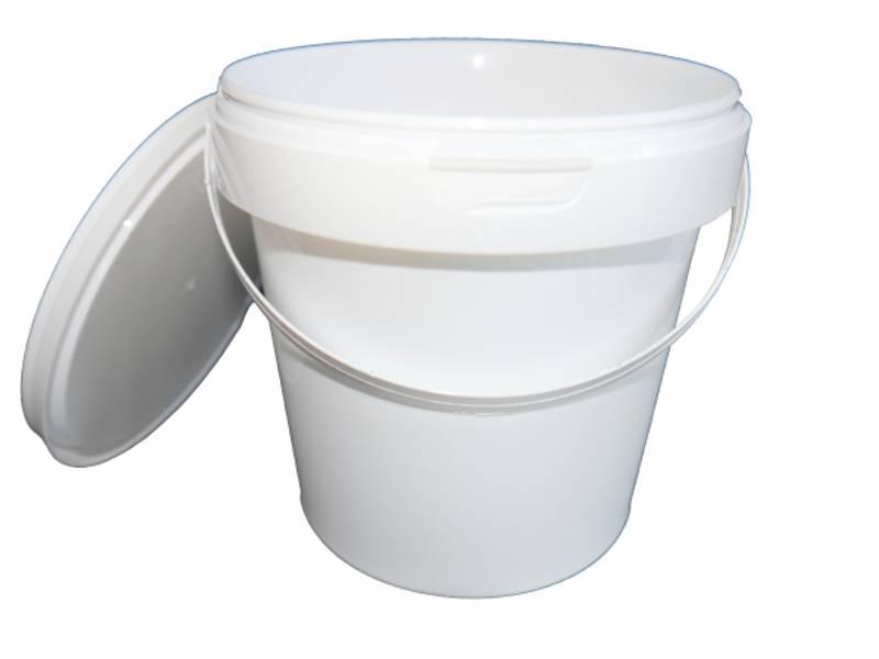 Honningspann med lokk 1,5 kg 5-pakk