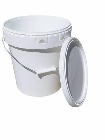 Bilde av Honningspann med lokk 22 kg