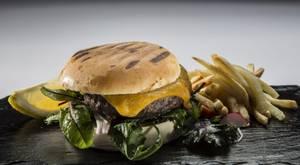 Hvalburger 150g