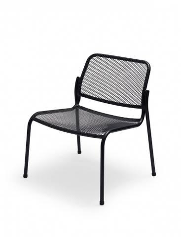 Bilde av Mira Lounge Chair Anthracite