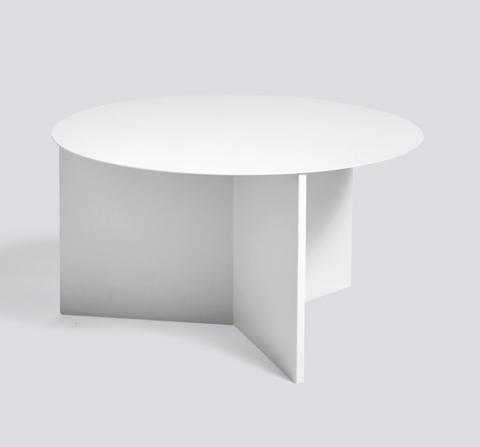 Bilde av Slit table XL White HAY