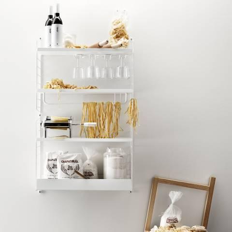 Bilde av Kjøkkenhylle 60 x 100 x 20 cm