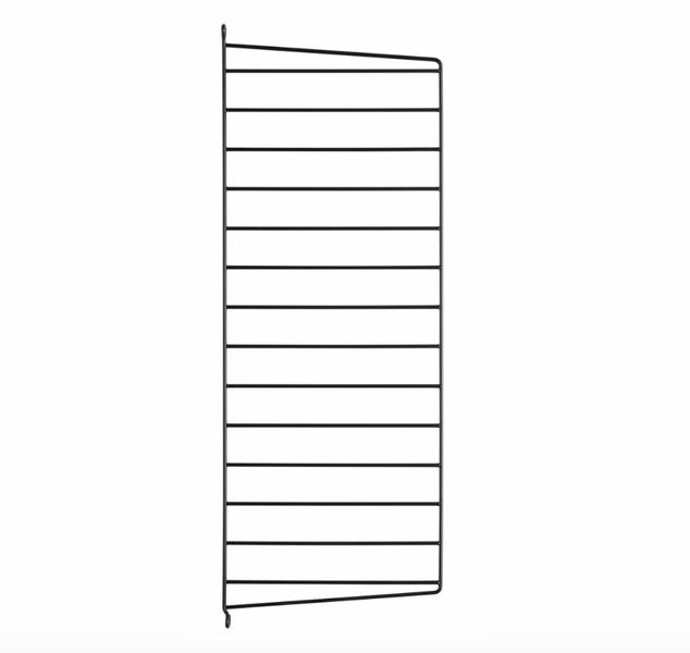 Gavl til vegg 2 pack 75 x 30 cm, String