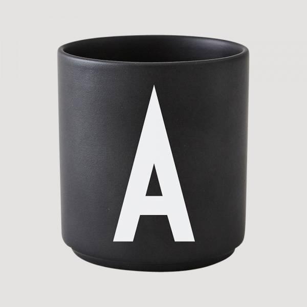 Arne Jacobsen Porselen Krus Svart