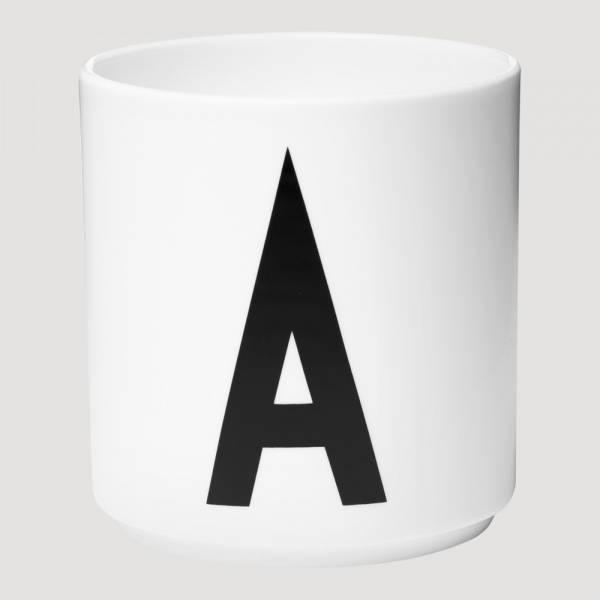 Arne Jacobsen Porselen Krus Hvit